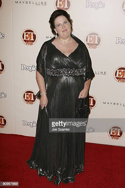 Phyllis Lapin arrives at Vibiana for the 13th Annual Entertainment Tonight and People magazine Emmys After Party on September 20, 2009 in Los...