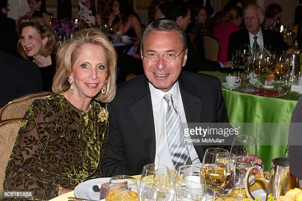 Phyllis Mack and Bill Mack attend The Jewish Museum's Masked Ball in Celebration of Purim at Waldorf Astoria on February 27 2007 in New York City