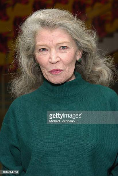 Phyllis Somerville during Miss Potter Special Private Screening at MoMA Theatre in New York City New York United States