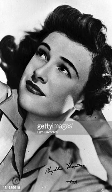 Phyllis Thaxter 1940s