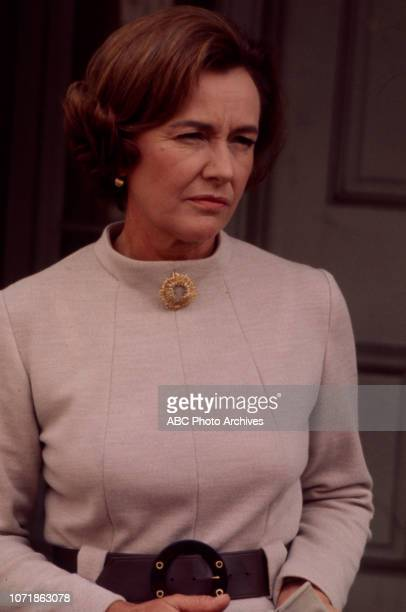 Phyllis Thaxter appearing in the Walt Disney Television via Getty Images series 'The FBI' episode 'The Replacement'