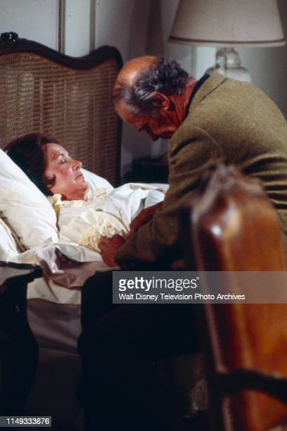Phyllis Thaxter Ross Elliott appearing in the ABC tv movie 'The Longest Night'