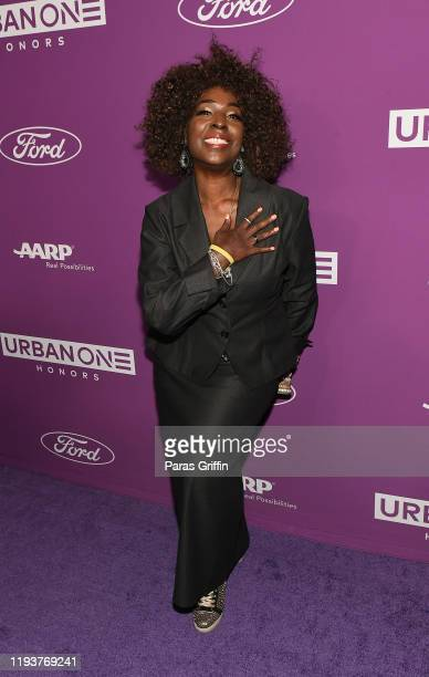 Phyllis Yvonne Stickney attends 2019 Urban One Honors at MGM National Harbor on December 05 2019 in Oxon Hill Maryland