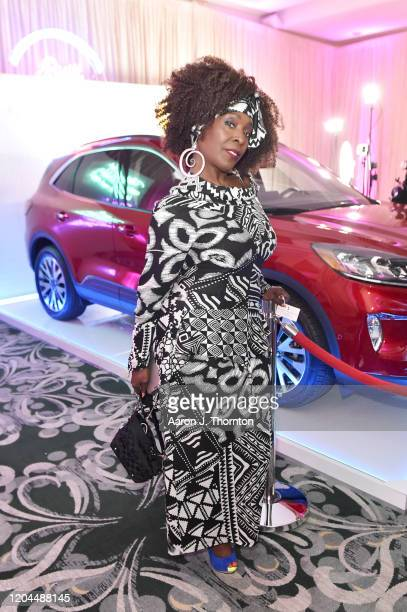 Phyllis Yvonne Stickney attends the 2020 13th Annual ESSENCE Black Women in Hollywood Luncheon at Beverly Wilshire A Four Seasons Hotel on February...