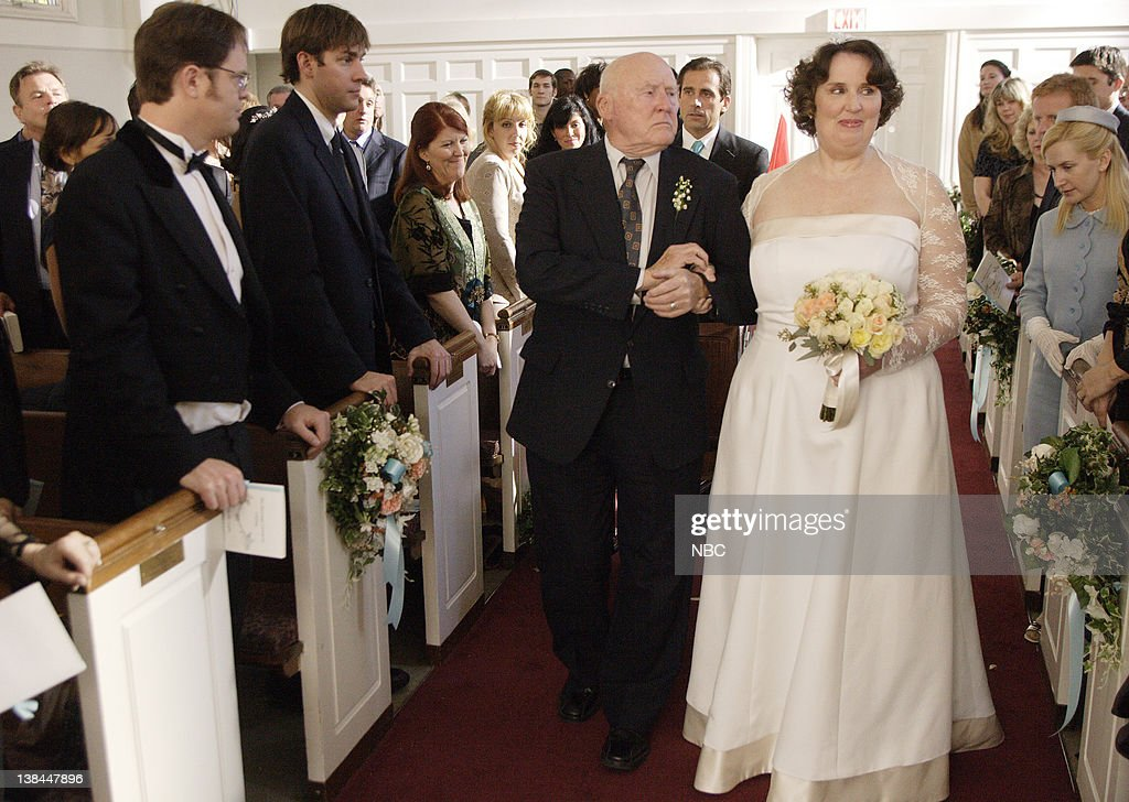 "THE OFFICE -- ""Phyllis's Wedding"" Episode 15 -- Aired ..."