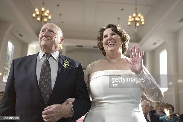 "Phyllis's Wedding"" Episode 16 -- Airdate 2/8/07 -- Pictured: Hansford Rowe as Elbert Lapin, Phyllis Smith as Phyllis Lapin"