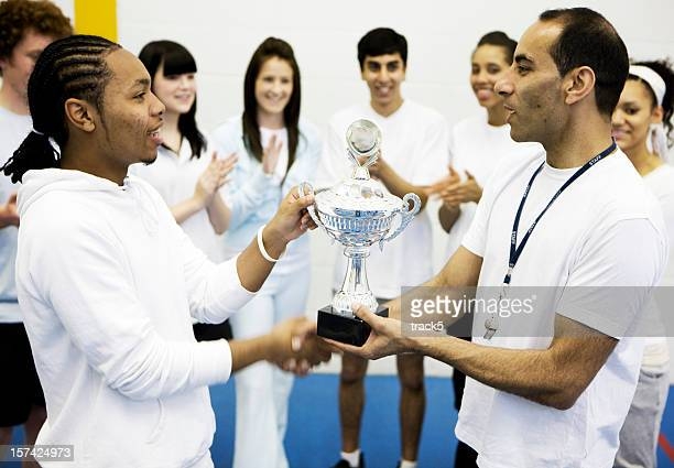 physical education: winning presentation