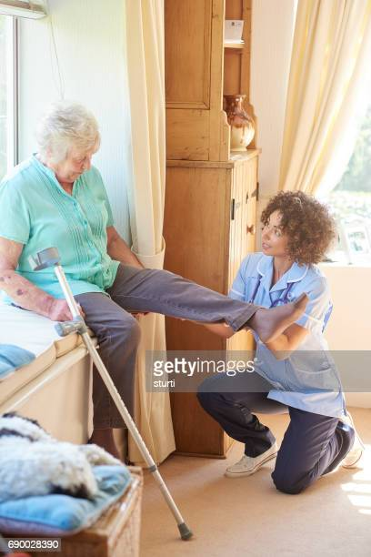 physical therapy at home
