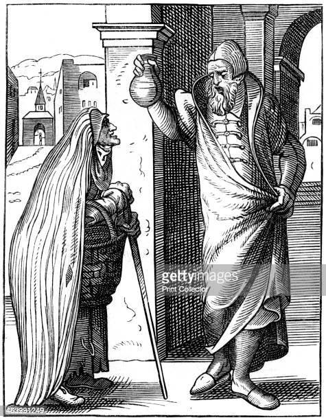 Physician 16th century A 19th century version based on an original 16th century wood engraving From Le Moyen Age et la Renaissance by Paul Lacroix...