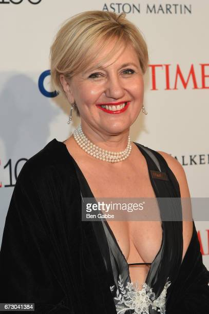 Physician and scientist Glenda Gray attends the 2017 Time 100 Gala at Jazz at Lincoln Center on April 25 2017 in New York City