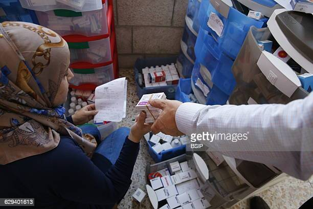 Physicians for Human Rights an Israeli NGO runs open clinics in the West Bank