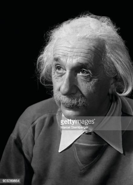 Physicist Albert Einstein Princeton New Jersey 1950