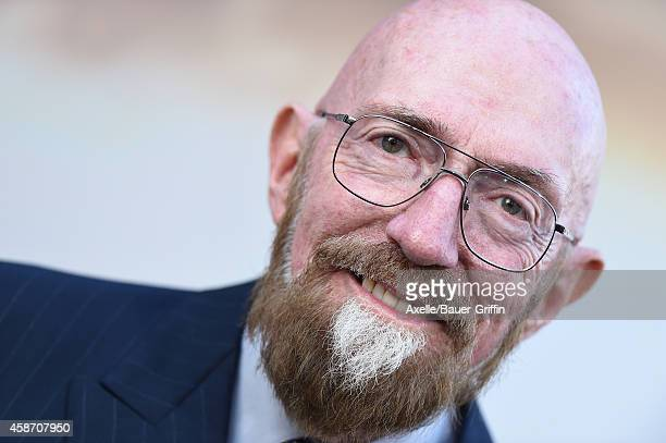 Physicist Kip Thorne arrives at the Los Angeles Premiere of 'Interstellar' at TCL Chinese Theatre IMAX on October 26 2014 in Hollywood California