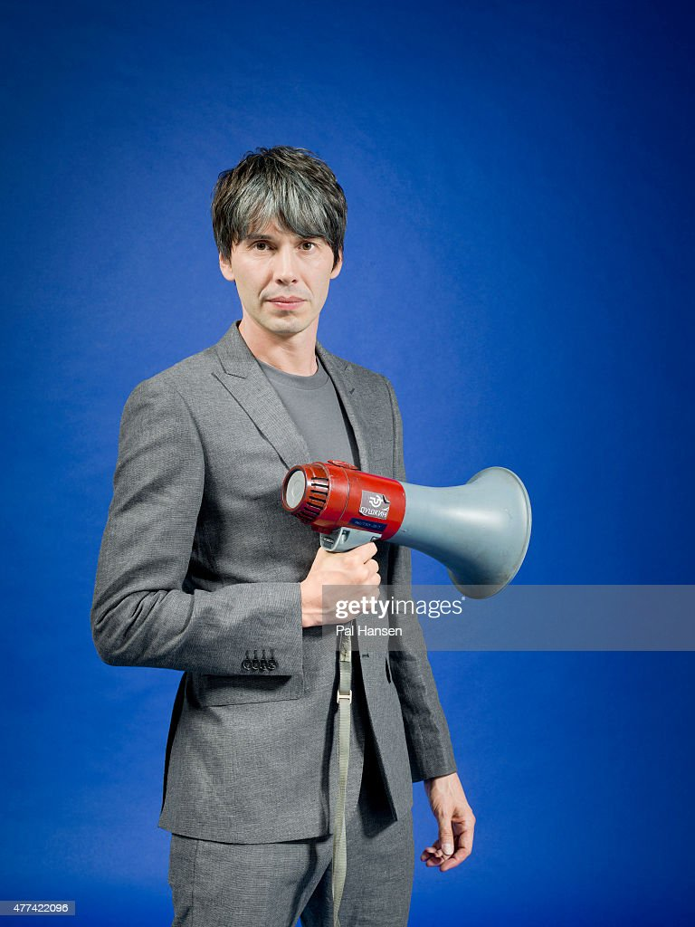 Brian Cox, FHM magazine UK, December 1, 2014 : News Photo