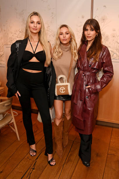 GBR: 4th & Reckless x Elsa Hosk Campaign Launch