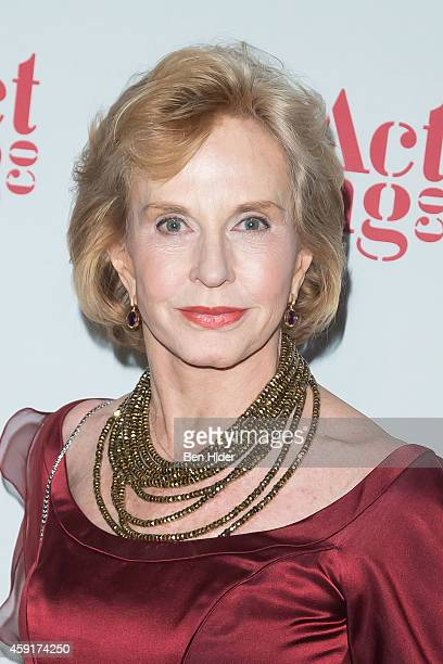 Pia Lindstrom attends 2014 Acting Company Gala at 360 Degrees on November 17, 2014 in New York City.
