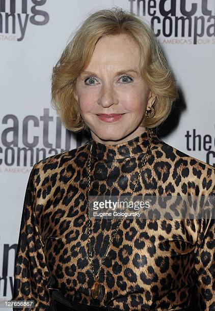 Pia Lindstrom attends the after party for the Angela Lansbury & Friends Salute To Terrence McNally benefiting The Acting Company at Blue Fin on March...