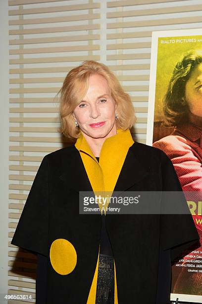 """Pia Lindstrom attends the """"Ingrid Bergman: In Her Own Words"""" New York screening at Scandinavia House on November 10, 2015 in New York City."""