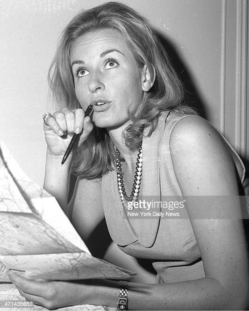 Pia Lindstrom, daughter of Dr. Petter Aron Lindstrom and his former wife, Ingrid Bergman