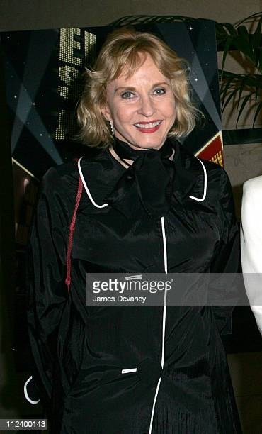 """Pia Lindstrom during New York Premiere of The HBO Documentary """"Elaine Stritch at Liberty"""" at HBO Theater in New York City, New York, United States."""