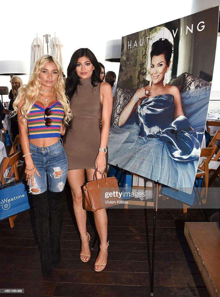 Westime Celebrates Kris Jenner's Haute Living Cover
