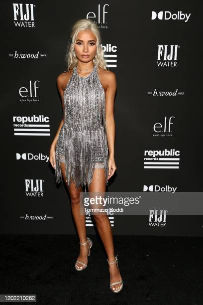 Pia MIa attends Republic Records Grammy After Party at 1 Hotel West Hollywood on January 26 2020 in West Hollywood California