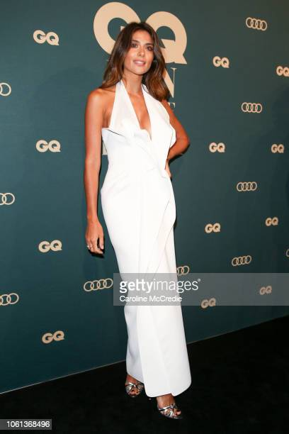 Pia Miller attends the GQ Australia Men of The Year Awards at The Star on November 14 2018 in Sydney Australia