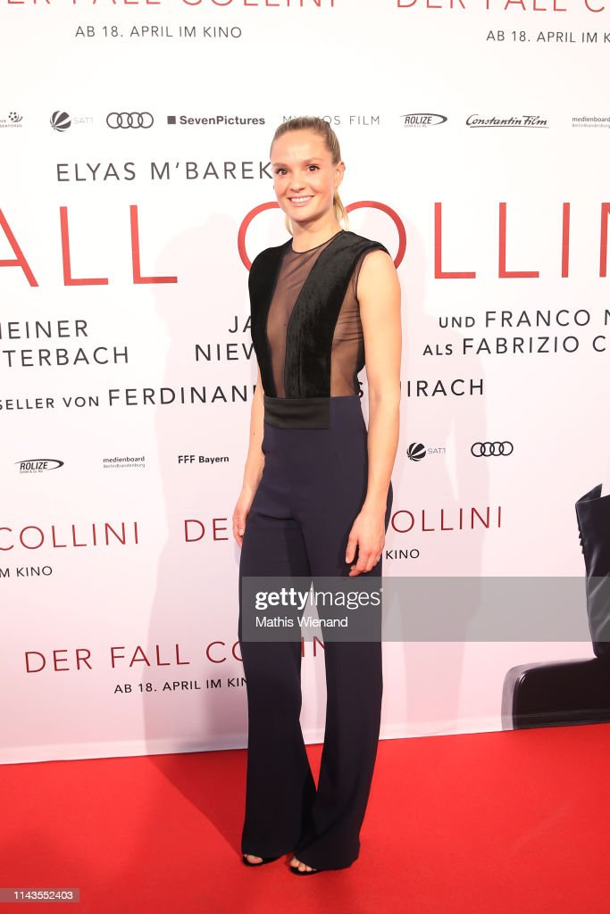 "DEU: ""Der Fall Collini"" Premiere In Cologne"