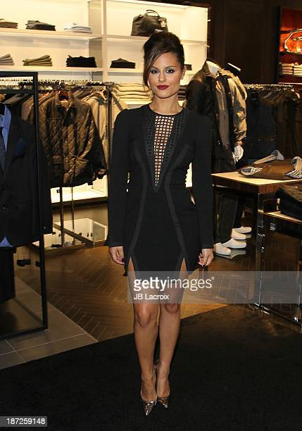 Pia Toscano attends Bloomingdale's Glendale Hosts Opening Gala Celebration With VH1 Save The Music Foundation at Bloomingdale's Glendale on November...