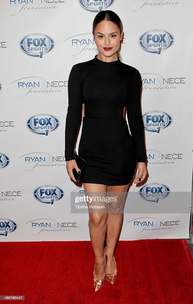 Power Of Giving Holiday Event And Benefit For The Ryan Nece Foundation And Mattel Children's Hospital UCLA