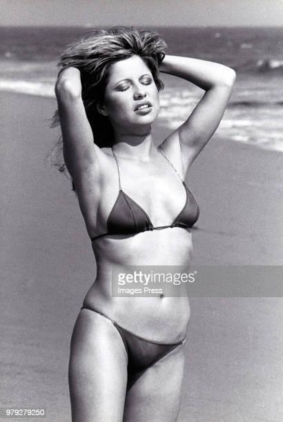 Pia Zadora circa 1981 in Los Angeles California