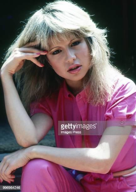 Pia Zadora circa 1981 in New York City
