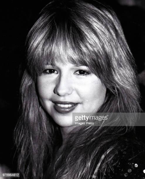 Pia Zadora circa 1981 in New York