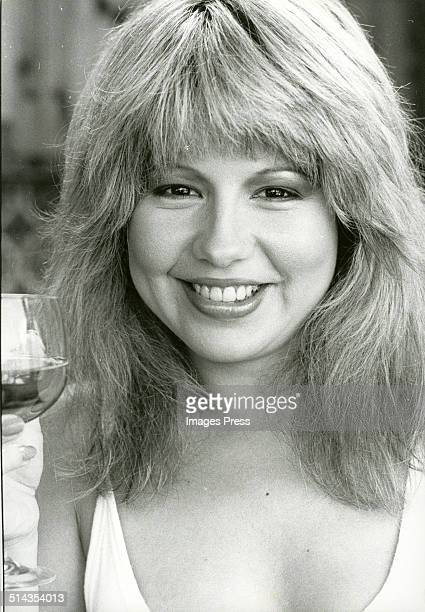 Pia Zadora during the Cannes Film Festival circa May 1982 in Cannes France