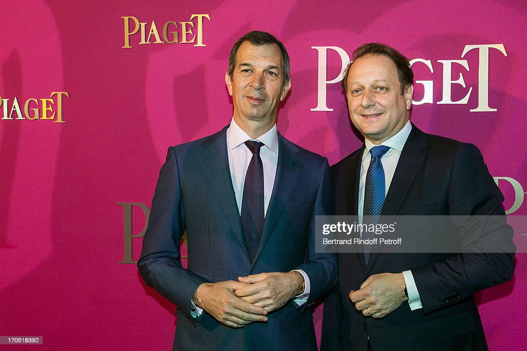 Piaget Rose Day Private Event & Concert - Pink Carpet Arrivals