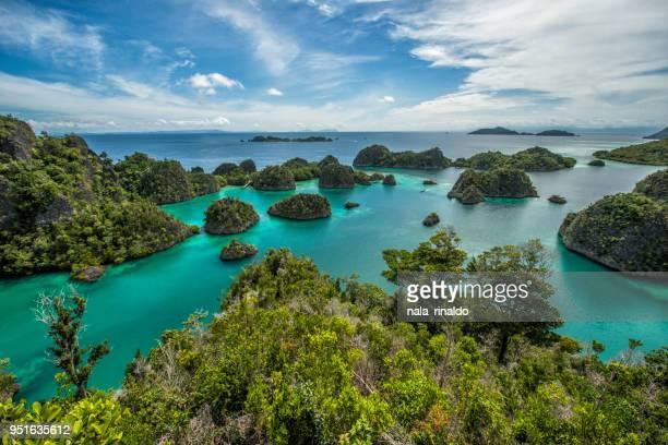 Pianemo Raja Ampat, West Papua, Indonesia
