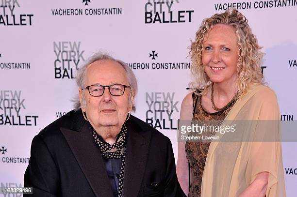 Pianist André Previn attends New York City Ballet's Spring 2013 Gala at David H Koch Theater Lincoln Center on May 8 2013 in New York City