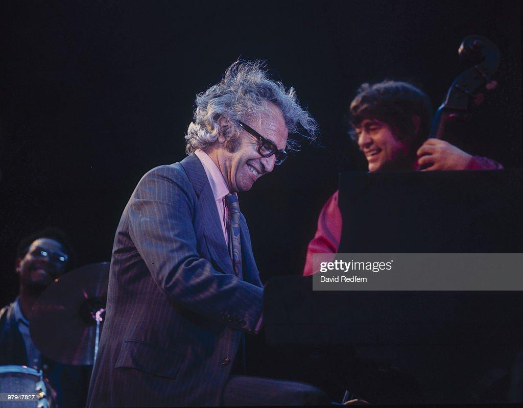 Dave Brubeck Performs At Newport : News Photo