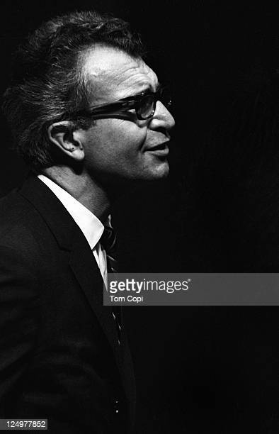 Pianist Dave Brubeck of the Dave Brubeck Quartet perform in July 1967 at the Newport Jazz Festival in Newport, Rhode Island.