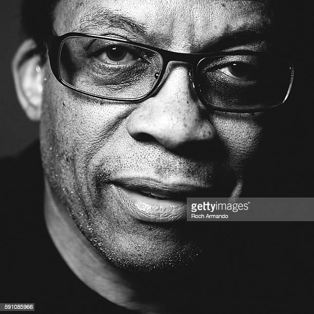 Pianist Herbie Hancock is photographed for Self Assignment on June 17 2009 in Paris France