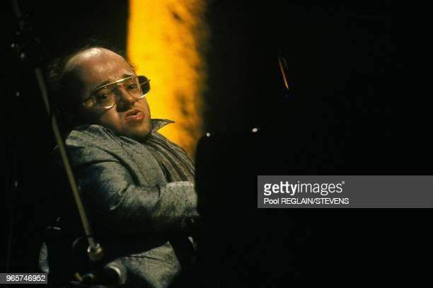 Pianist Michel Petrucciani In Concert, July 17, 1990.