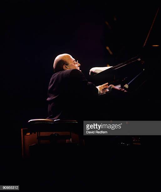 Pianist Michel Petrucciani performs on stage at the Jazz A Vienne Festival held in Vienne, France in July 1996.