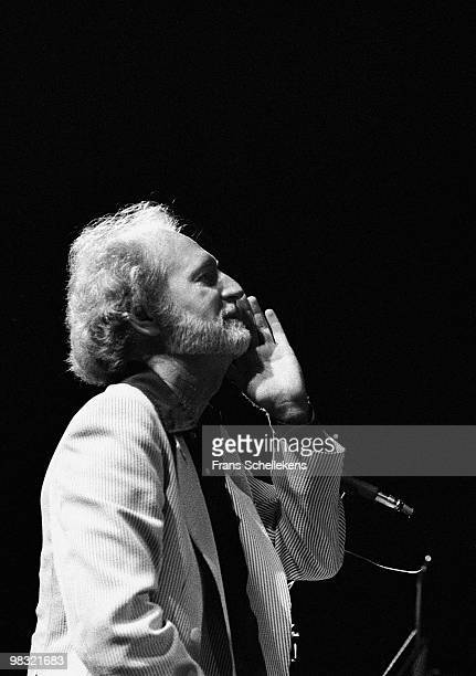 Pianist Mose Allison performs live on stage at The North Sea Jazz Festival in the Hague, Holland on July 12 1983