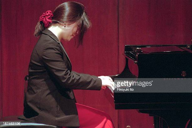 Piano Century at Paul Hall at the Juilliard School on Tuesday night November 23 1999This imageJaYoung Theresa Kim