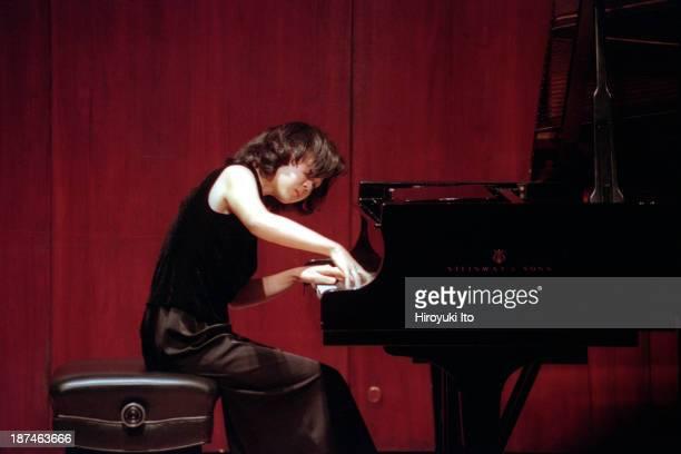 Piano Century at Paul Hall at the Juilliard School on Tuesday night November 23 1999This imageKeiko Kikuchi