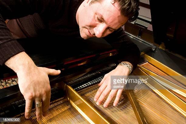 Piano Man Tuning Grand