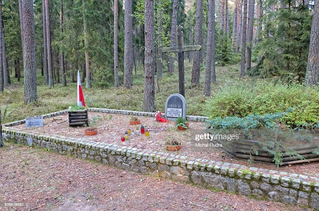 The massacres in piasnica place in poland pictures getty images 2015 piasnica forest near wejherowo northern poland publicscrutiny Gallery