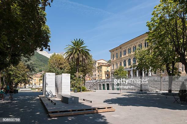 Piazza (square) Antonio Gramsci