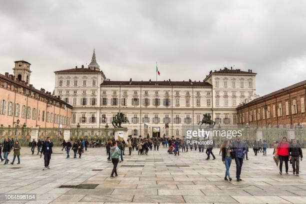 Piazza Castello - Turijn