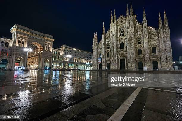 Piazza del Duomo after Rain